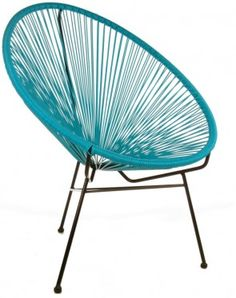 The Matt Blatt Replica Acapulco Lounge Chair - Suitable for Outdoor use main image Garden Table And Chairs, Patio Chairs, Outdoor Chairs, Desk Chairs, Lounge Chairs, Study Chairs, Room Chairs, Swing Chairs, Beach Chairs