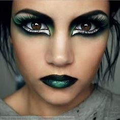 The best of Fantasy - Wheretoget  Possible halloween makeup?