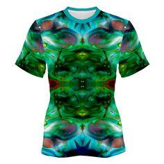 behold by saprillika Women's Full All Over Print Sport T-shirt