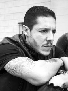 "Theo Rossi as Jean Carlos ""Juice'' Ortiz"