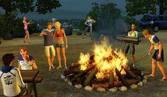 Sims 3 Teen Parties | Игра Симс 3 Студенческая жизнь скачать ...