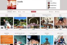 O sucesso da rede Pinterest traz, naturalmente, o questionamento: estamos diante de algo duradouro ou de uma moda passageira? O posicionamento da rede em relação ao comércio eletrônico e a persistência do seu CEO, fazem acreditar que a rede tem boas chances de seguir em frente. Na INFO Online ♦ http://cliplink.com.br/6573