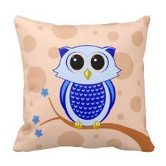 =>>Cheap          	Blue Owl Polka Dots American MoJo Pillows           	Blue Owl Polka Dots American MoJo Pillows in each seller & make purchase online for cheap. Choose the best price and best promotion as you thing Secure Checkout you can trust Buy bestReview          	Blue Owl Polka Dots Am...Cleck Hot Deals >>> http://www.zazzle.com/blue_owl_polka_dots_american_mojo_pillows-189139751250857657?rf=238627982471231924&zbar=1&tc=terrest