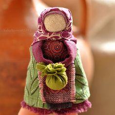 """Народные куклы ручной работы. Ярмарка Мастеров - ручная работа Подорожница """"Майская"""".. Handmade."""