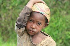 Young Malagasy Boy - Near Antsirabe, Madagascar