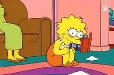 Find images and videos about sad, memes and lisa on We Heart It - the app to get lost in what you love. Memes Simpsons, Cartoon Memes, The Simpsons, Funny Memes, Cartoons, Lisa Simpson, Cartoon Profile Pics, Meme Faces, Funny Images