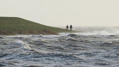 Küstenschutz: Dann kriegt der Deich eben eine Haube