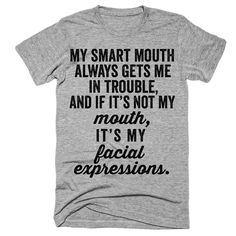 688692bc8e9 2301 Best Funny T-Shirts images in 2019 | Shirts, Clothes, Funny shirts