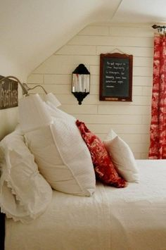 Fresh Farmhouse  theletteredcottage.net: Miss Mustard Seed's Guest Bedroom