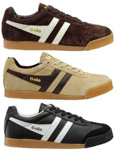 detailed look c9914 94809 If i gotta go with a tennis shoe, Gola is my A  1 choice · Tenis Vintage Calzado ...