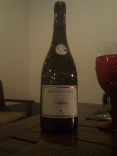 What a fantastic red wine...  Portuguese wines are awesme!  Montes Claros is the name of this one!  It's a MUST TRY!