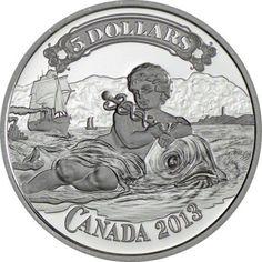 5 Dollar Silber Kanadische Banknoten - 20 $ aus 1888 PP