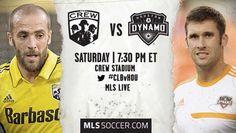 06h30 ngày 02/06, Columbus Crew vs Houston Dynamo: Đứng dậy cũng khó