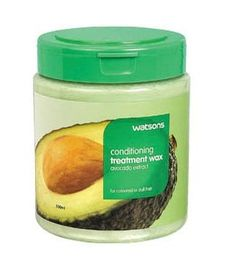 Watsons Conditioning Treatment Wax Avocado Extract 500ml ** To view further for this item, visit the image link. #hairenvy