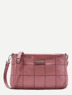 Shop Metal Detail PU Shoulder Bag online. SheIn offers Metal Detail PU Shoulder Bag & more to fit your fashionable needs.