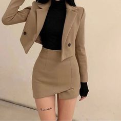 Adrette Outfits, Teen Fashion Outfits, Korean Outfits, Cute Casual Outfits, Retro Outfits, Look Fashion, Stylish Outfits, Retro Fashion, Korean Fashion