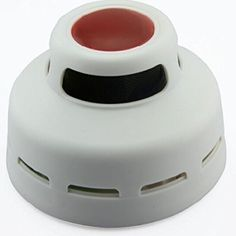 Fotoeléctrico Inalámbrico detector de Humo Detector de Incendios Alarma de Humo independiente para la Seguridad Casera