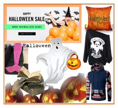"""""""Dresslily Halloween giveaway"""" by helena1990 ❤ liked on Polyvore"""
