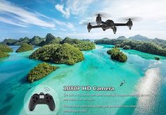 Start taking amzing footage like this today! Perfect drone for any level flyer. Buy on Amazon.com: $160 Hubsan X4 H501C Brushless 1080P HD Camera GPS Altitude Hold Mode RC Quadcopter RTF With Makibes USB Memory Card Reader: Toys & Games