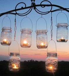 For dusk....a cute idea to hang above the apothecary dessert table!