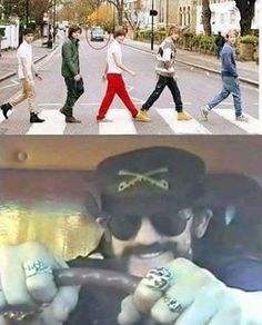 Forward, Lemmy! :D