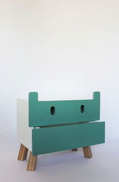 Mostros (monsters) Furniture Collection by Oscar Nuñez