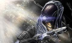 Mass Effect III 23x14 inch Plastic Poster Kunststoff Plakat - Wasserdicht - Anti-Fade - Kann auf den Außenbereich/Garten/Badezimmer - 6PPCC98: Amazon.de: Küche & Haushalt