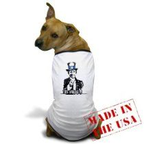 "Obama ""Yes You Can"" Dog T-Shirt (Small)"