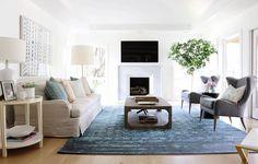Living Room Layout #rangeviewreno - Studio McGee