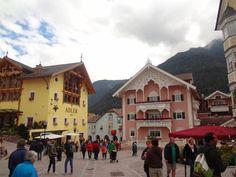 **Ortisei: Zona Pedonale (great area for a mountain vacation) - Ortisei, Italy
