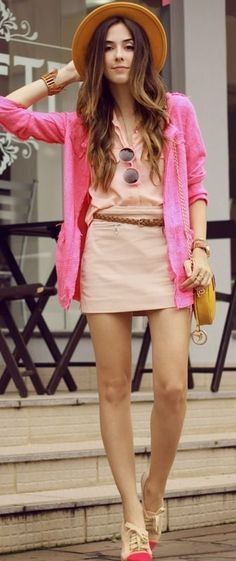 pink, outfit, fashioncoolture, smithkristen, pinned, fashion, coolture, kristensmith
