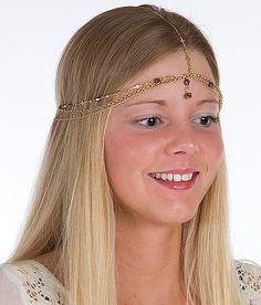 BKE Rondelle Bead & Cross Headpiece #buckle #fashion www.buckle.com