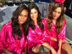 Victoria's Secret Angel hair envy