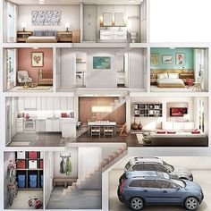 48 New Ideas House Sims 4 Floor Plans Layout House Layout Plans, Floor Plan Layout, Modern House Plans, House Layouts, House Floor Plans, Sims 4 Houses Layout, Dream Home Design, Home Design Plans