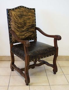 Cabana Arm Chair Western Dining Chairs