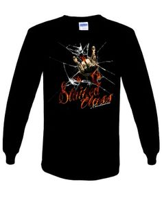 SCM Horns Long sleeved T shirt. Sizes Small - 2XL. Buy now from SCM Facebook store. Click the link to go directly to this item.http://stainedclassmerchandise.aradium.com/14any