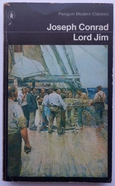 Original Vintage Penguin Book - Lord Jim Joseph Conrad No 529