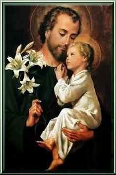 NOVENA TO ST. JOSEPH - MIRACLE PRAYER - Share!                                                                                                                                                                                 More