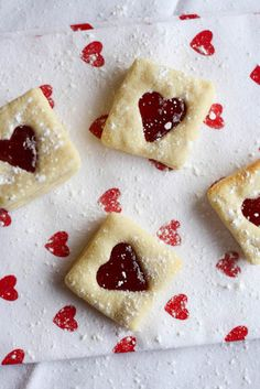 lemon and strawberry sour cream cookies | london bakes