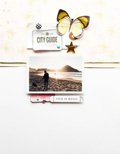 City guide by marivi at Studio Calico