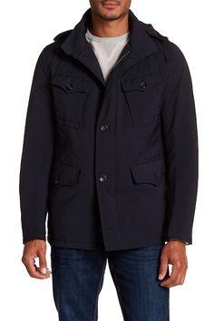 Image of Sanyo Military Fill Jacket