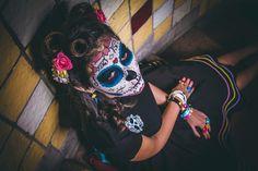 photo: Baga Photo&Videography make-up: Pásztor Krisztina profi sminkes hair:Diamant Dia/ Kucsera hajszalon  Losmuertos rockabilly halloween Pin up losmuertos