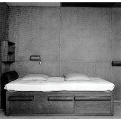 Inspiration: Le Cabanon Of Le Corbusier by Lucien Hervé.