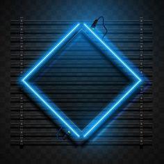 Neon Backgrounds, Promotional Design, Digital