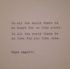Typed on a vintage 1939 Triumph typewriter on a 6x6 piece of cream colored cardstock. Mails First Class Mail between cardboard (to prevent #LoveQuotes