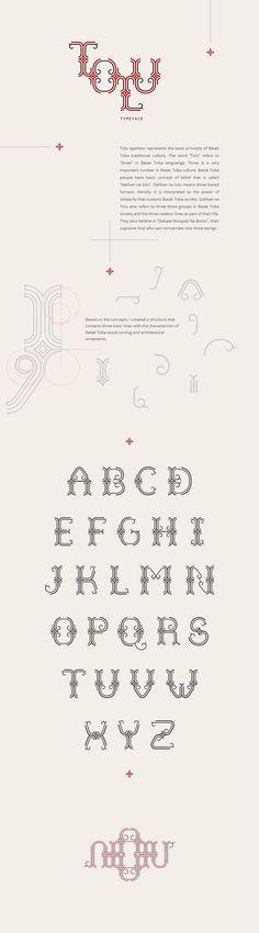 Tolu Typeface on Behance
