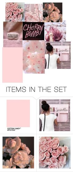 """""""Pink Aesthetic💞"""" by monkeyloverlife ❤ liked on Polyvore featuring art"""
