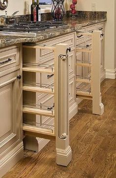 Keep your kitchen counters clutter free with these beautiful custom ...