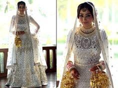 Bride- Ritu Gidwani Jethani Designer- Anita Dongre Jewellery- Pink City designed by Anita Dongre and crafted by Jet Gems.  Photo Courtesy- Uttam Photography
