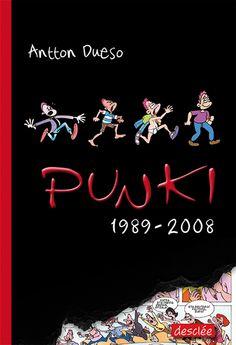 Punki : 1989-2008 / Antton Dueso. 1989ko martxoan argitaratu zen Punkiren lehen istoriotxoa Ipurbeltz haurrentzako komiki aldizkari mitikoan. 2008an izan zuen itxiera data aldizkariak.